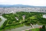 函館の五稜郭
